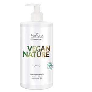 Farmona VEGAN NATURE Olej do masażu ciała 500 ml