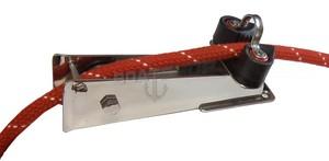 Prowadnica liny kotwicznej z knagą szczękową L190