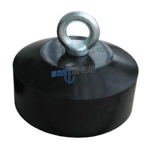 Kotwica gumowa - ciężarek 5 kg