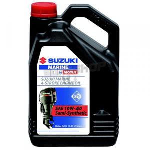 Olej SUZUKI MARINE 4-stroke 10W-40 półsyntetyk 5L