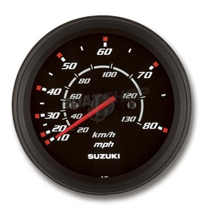 Prędkościomierz Suzuki do 130 km/h - 80 mph 34100-93J00-000 .