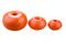 Pływak na linę 45 mm x 7 mm pomarańczowy