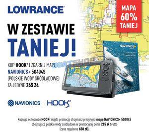 Echosonda LOWRANCE HOOK² 12 GPS/ TRIPLESHOT/ ROW