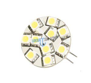 Żarówka 10LED światło białe ciepłe