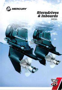 Katalog silników stacjonarnych DIESEL i przekładni Mercruiser 2014