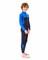 Pianka długa dziecięca BOSTON Fullsuit 3/2 mm blue 2XL JOBE