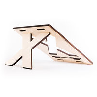 Ergo.Space - drewniana podstawka pod laptopa (od 13 do 17 cali)