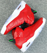 NIKE AIR JORDAN 6 RETRO SPIZIKE HISTORY OF JORDAN