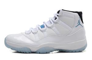 "BUTY MĘSKIE  Nike Air Jordan 11 Retro ""LEGEND BLUE"" 378037-117"