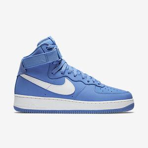Sportowe buty NIKE AIR FORCE 1 HIGH RETRO QS 743546-400