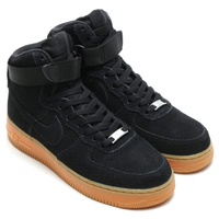 Sportowe buty NIKE AIR FORCE 1 HIGH SUEDE 749266-001