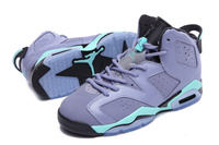 "NIKE AIR JORDAN 6 RETRO ""IRON PURPLE"""