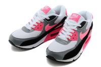 Sportowe buty damskie NIKE AIR MAX 90 616730-101