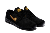 BUTY DAMSKIE NIKE SB STEFAN JANOSKI BLACK and GOLD