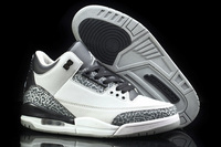 NIKE AIR JORDAN 3 RETRO WOLF GREY