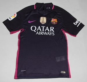 Koszulka piłkarska FC BARCELONA NIKE 16/17 Vapor Match Away, #10 MESSI
