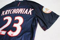 Koszulka piłkarska PSG NIKE 16/17 Vapor Match Home, #23 KRYCHOWIAK