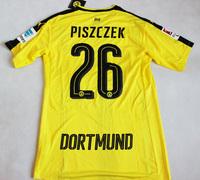 Koszulka piłkarska BORUSSIA DORTMUND 16/17 Authentic PUMA #26 Piszczek