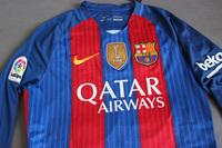 Koszulka piłkarska FC BARCELONA NIKE 16/17 Home Stadium, #10 MESSI