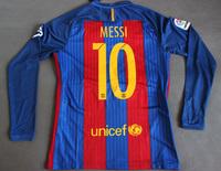 Zestaw piłkarski FC BARCELONA NIKE 16/17 Home Stadium, #10 MESSI