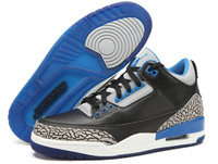 NIKE AIR JORDAN 3 RETRO SPORT BLUE