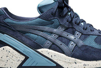 ASICS Gel-Sight Navy-Dark Blue Kith Ronnie Feig H50CK-5042