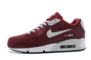 Nike Air Max 90 Essential 537384-605 bordowe