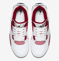 "NIKE AIR JORDAN RETRO 4 ""ALTERNATE 89"" 308497-106"