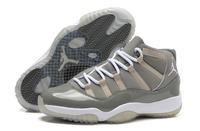 "NIKE AIR JORDAN 11 RETRO ""COOL GREY 2010"" 378037-001"