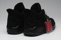"BUTY DAMSKIE NIKE AIR JORDAN RETRO 4 ""BLACK CAT"" 308497-002"