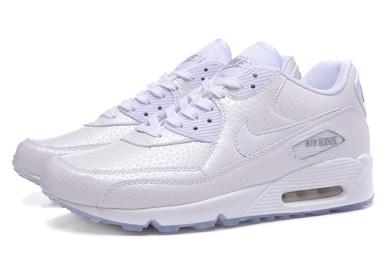 nike air max white damskie