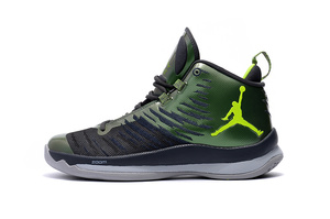 NIKE AIR JORDAN Super.Fly 5 844677 Green