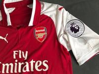 Koszulka piłkarska ARSENAL LONDYN Home 17/18 Authentic PUMA #7 Alexis