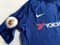 Koszulka piłkarska CHELSEA NIKE 17/18 Vapor Match Home, #9 MORATA