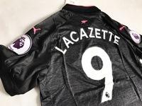 Koszulka piłkarska ARSENAL LONDYN 3rd17/18 PUMA #9 Lacazette