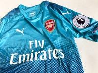 Koszulka piłkarska ARSENAL LONDYN away 17/18 PUMA #7 Alexis