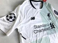 Koszulka piłkarska FC LIVERPOOL away 17/18 NEW BALANCE #10 COUTINHO