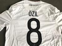 Zestaw piłkarski NIEMCY 2017 Adizero ADIDAS #8 OZIL