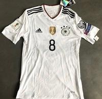 Koszulka piłkarska NIEMCY 2017 Adizero ADIDAS #8 OZIL