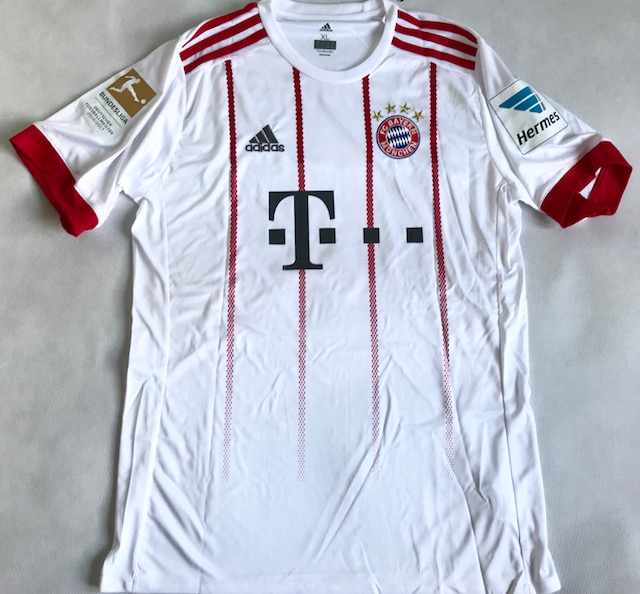 13c4c9068 Koszulka Piłkarska Bayern Monachium 17/18 Adidas, #9 Lewandowski ...