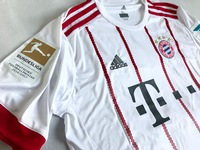 Koszulka piłkarska BAYERN MONACHIUM 17/18 ADIDAS, #9 Lewandowski