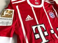 Koszulka piłkarska BAYERN MONACHIUM Home 17/18 ADIDAS, #9 Lewandowski