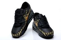 Buty męskie Nike Air Max 90 BLACK and GOLD