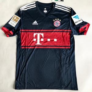 Koszulka piłkarska BAYERN MONACHIUM away 17/18 ADIDAS, #9 Lewandowski