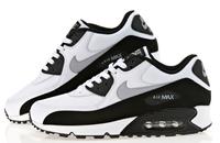 Buty damskie Nike Air Max 90 biało-szaro-czarne