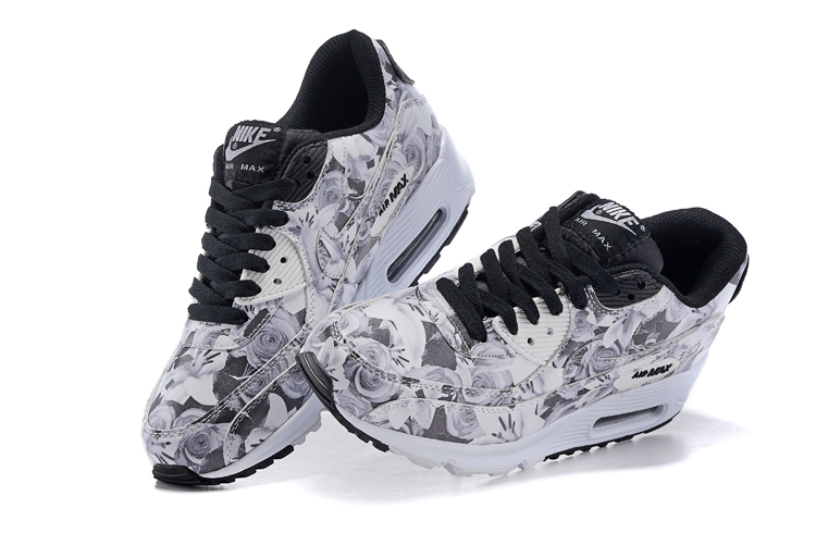 finest selection fc2d9 5778d nike air max 90 damskie kwiaty