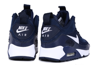 NIKE AIR MAX 90 WINTER SNEAKERBOOT NAVY 616113-007