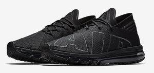 "Buty damskie Nike Air Max Flair ""Triple Black"" 942236-002"