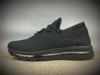 "Buty męskie Nike Air Max Flair ""Triple Black"" 942236-002"
