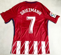 Zestaw piłkarski ATLETICO MADRYT NIKE 17/18 Vapor Match Home #7 Griezmann